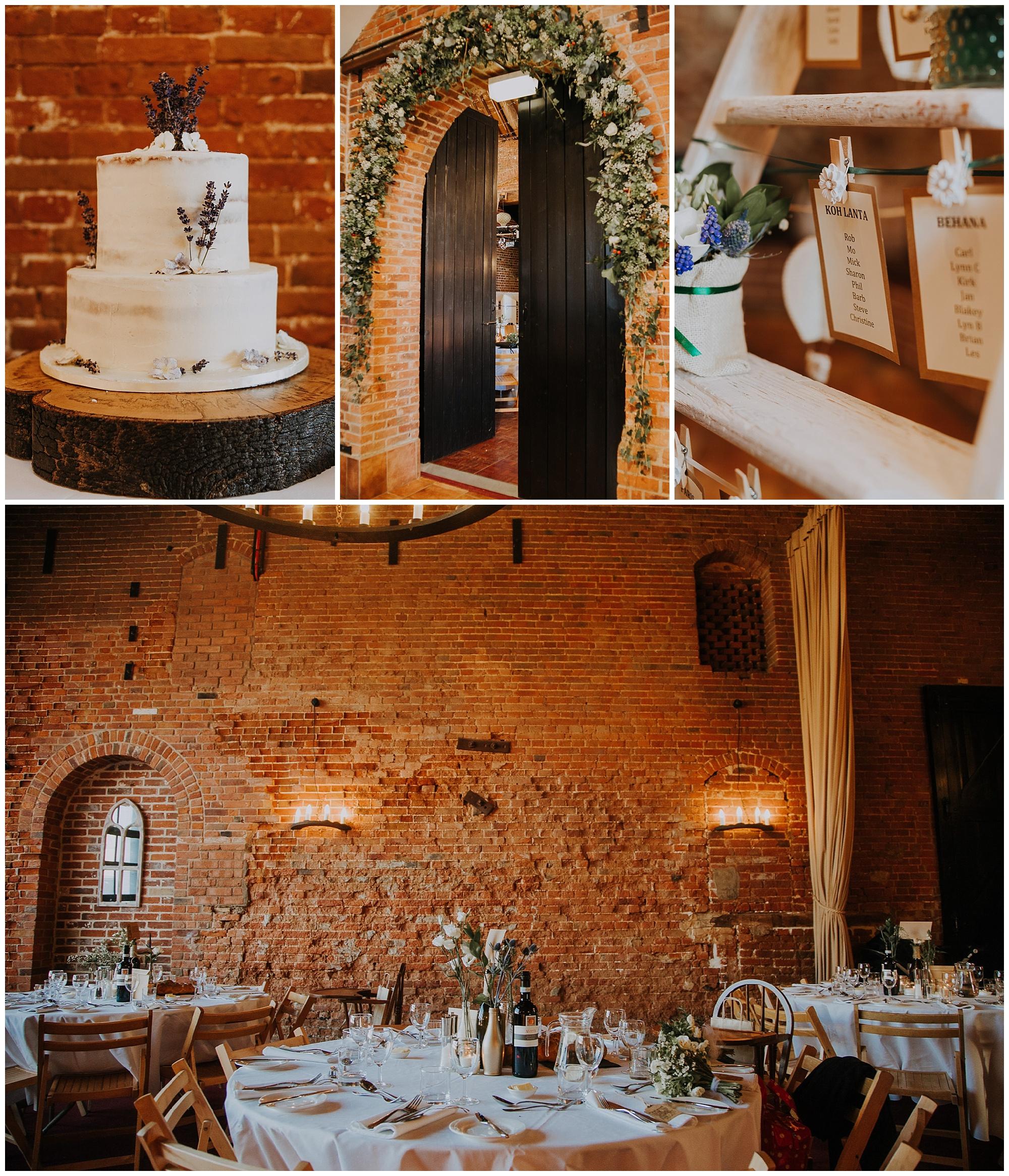 suffolk barns wedding venue