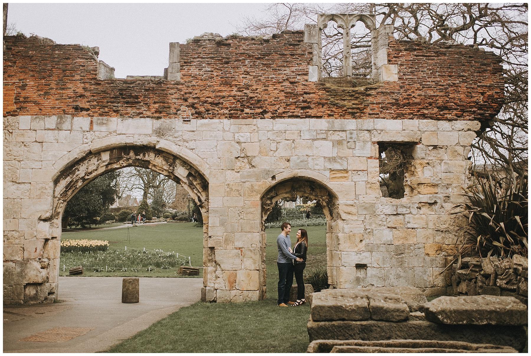 yorks museum gardens archway