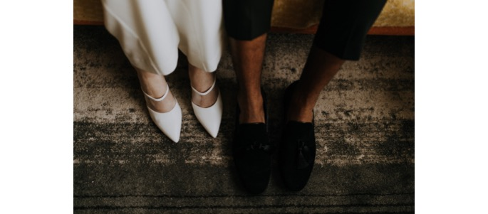 shoes together